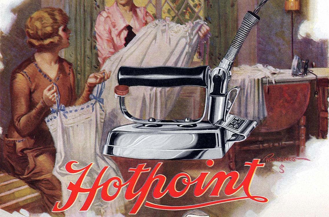 Hotpoint History